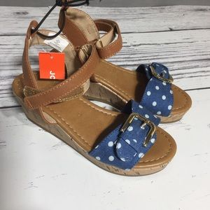 Joe fresh Girls new sandals